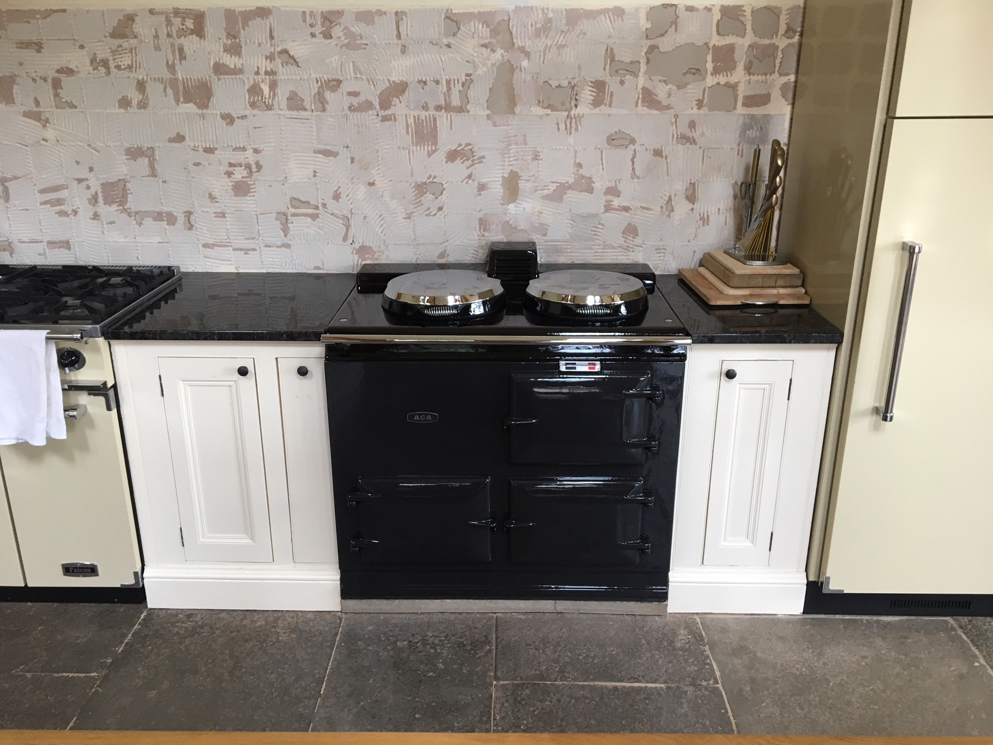 2 Oven Pre 74 Aga Cooker