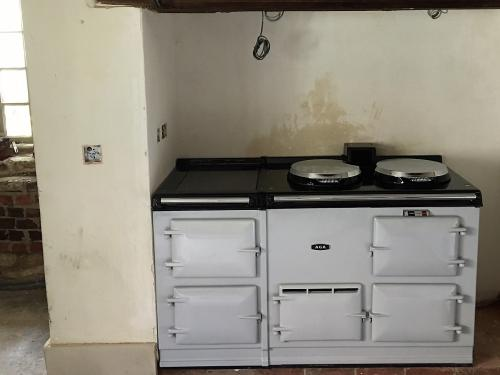 4 Oven Post Aga Cooker