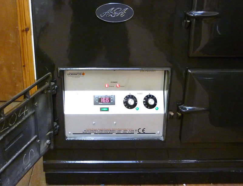 The Aga Exchange Electric Conversions