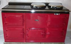 4 Oven Pre - 74 Aga Cooker <br>13 Amp Electric <br>Installed in Child Okeford